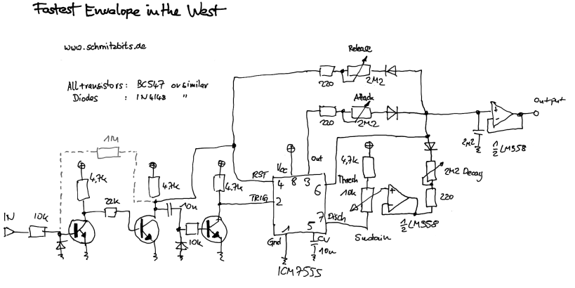 synth schematics envelope generator adsr rh schmitzbits de ad envelope schematic schematic envelope filter